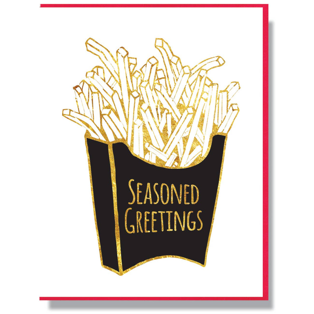 Seasoned Greetings Card