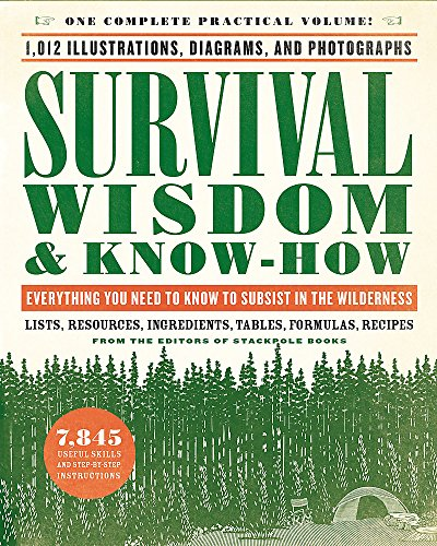 Survival Wisdom & Know-How Book