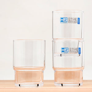 Stacking Glasses 7oz Set of 6