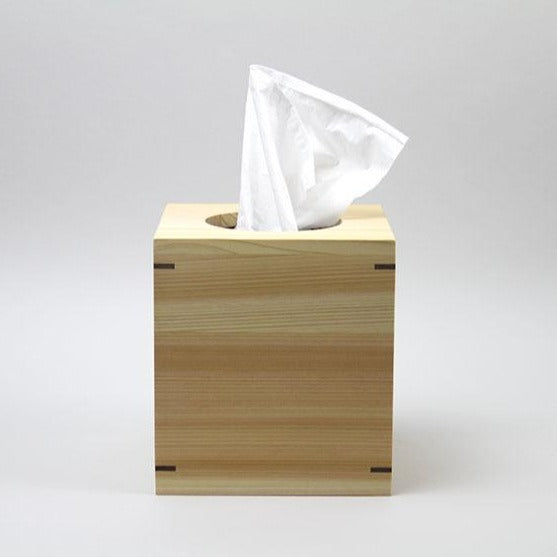 Cube Tissue Box Cover