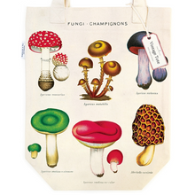 Load image into Gallery viewer, Mushrooms Tote Bag