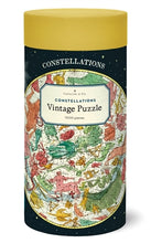 Load image into Gallery viewer, Constellations Vintage Inspired 1000 Piece Puzzle