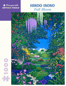Hiroo Isono Full Bloom 1000 Piece Puzzle
