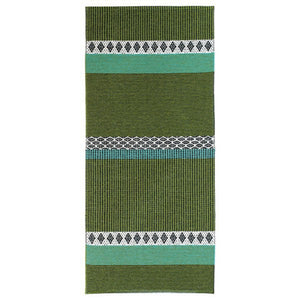 Savanne Floor Mat in Green