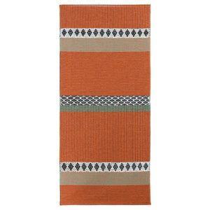 Savanne Floor Mat in Orange
