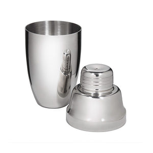 Heavyweight Stainless Steel Cocktail Shaker 17oz