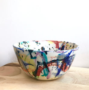 Splatter Bowl