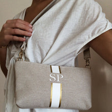 Load image into Gallery viewer, SOLEIL BAGUETTE SHOULDER BAG