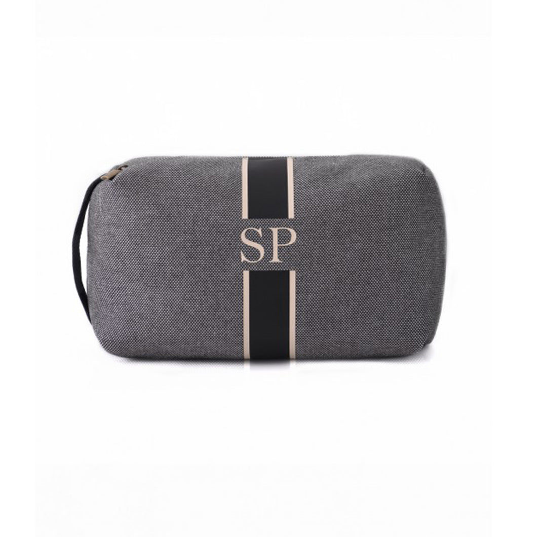 BIG POUCH GREY