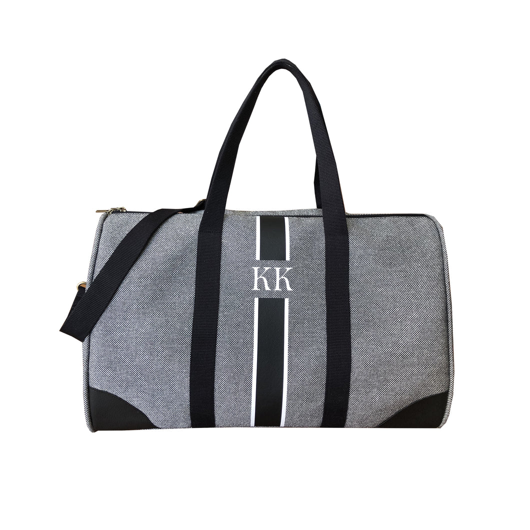 TRAVEL BAG SMALL GREY
