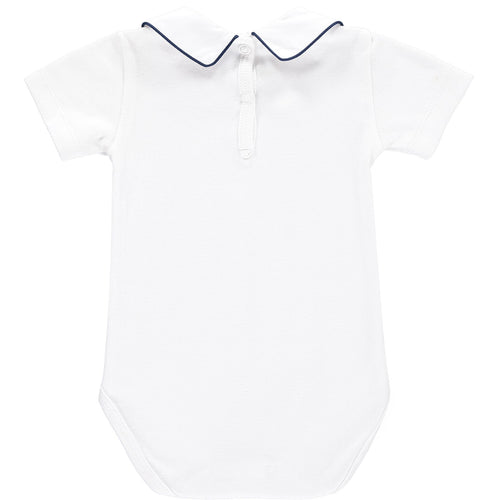 Boys Body Marine Blue Detail