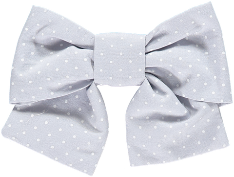 Grosgrain Dusty Pink Hair Bow