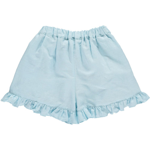 Water Blue Shorts