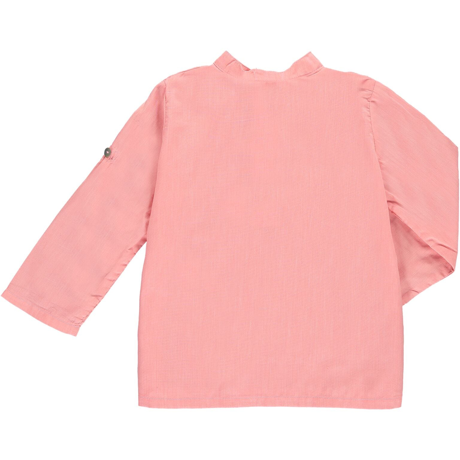 Boys Salmon Tunic