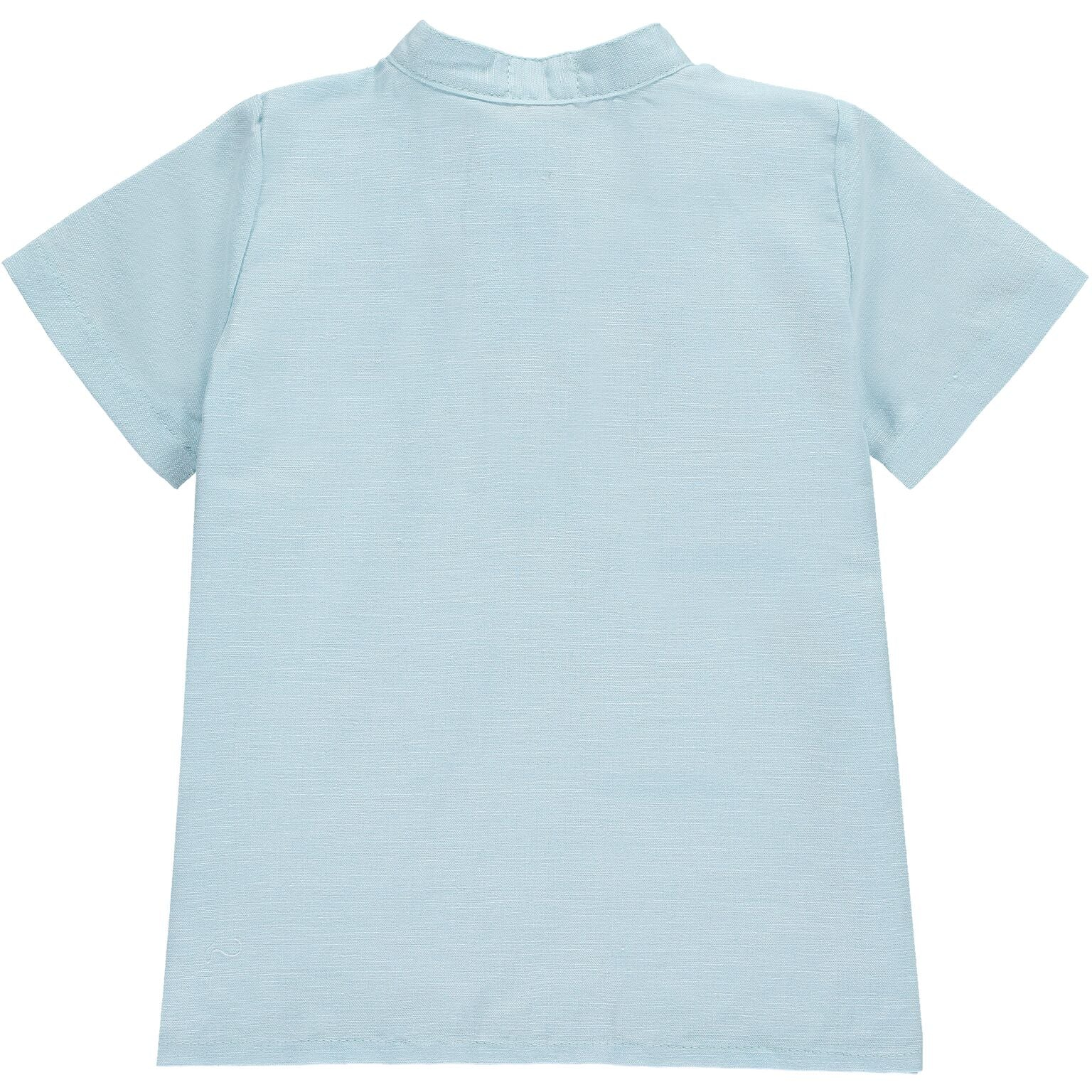 Linen Water Blue Tunic
