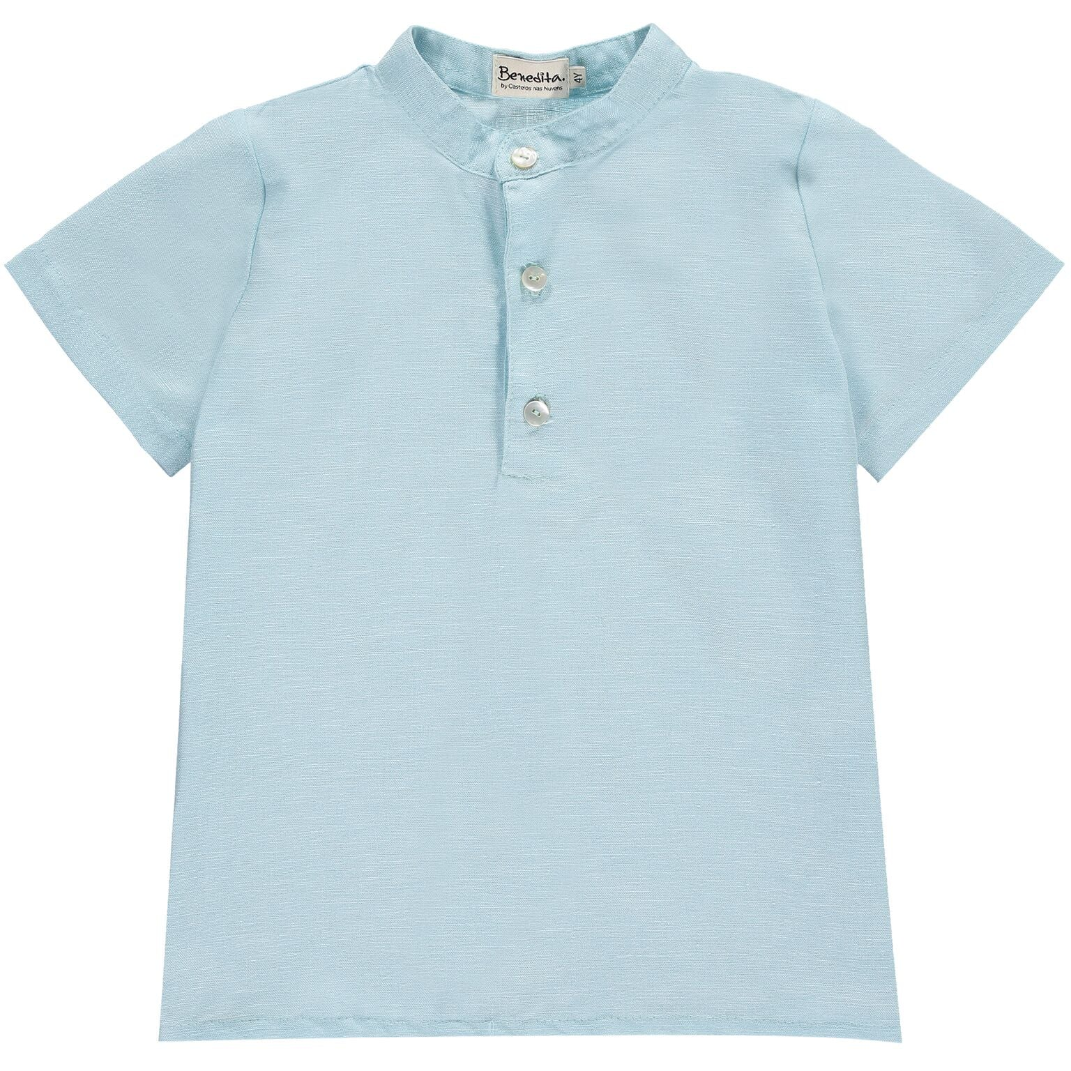 Boys Water Blue Tunic