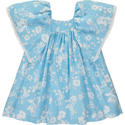 Alice Ruffle Dress