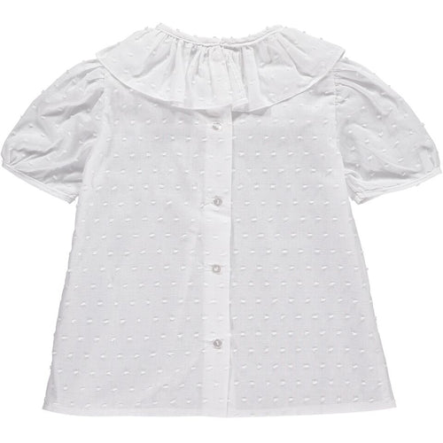 White Plumetti Shirt