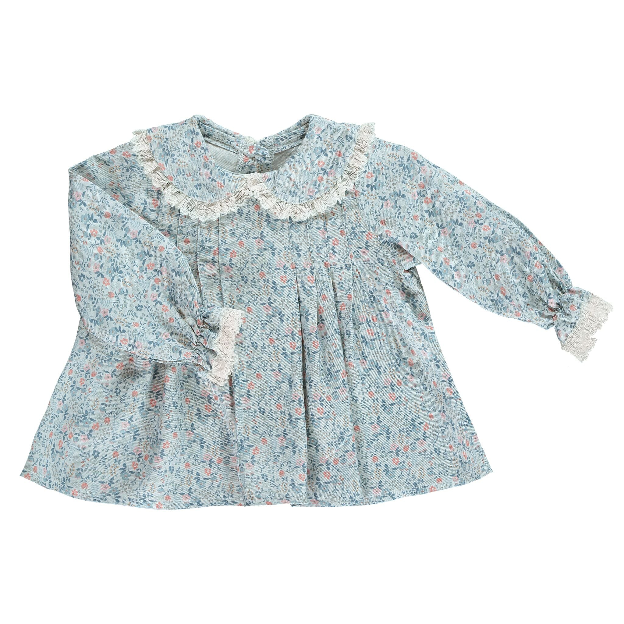 Wonderland Flowers Tunic
