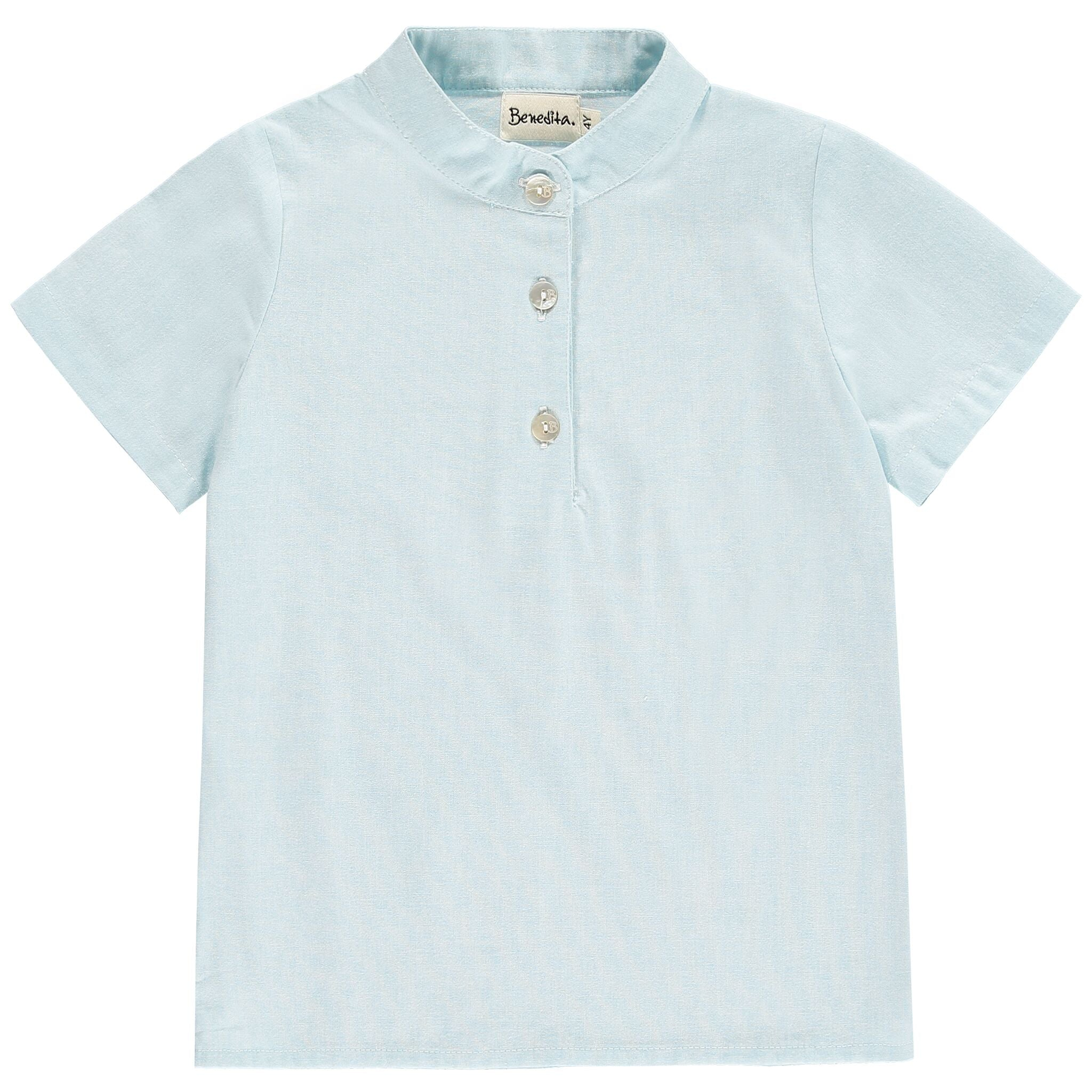 Boys Light Blue Tunic