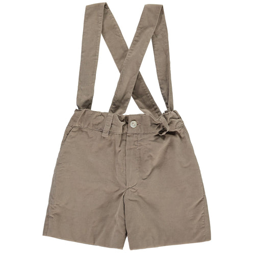 Boys Camel Shorts