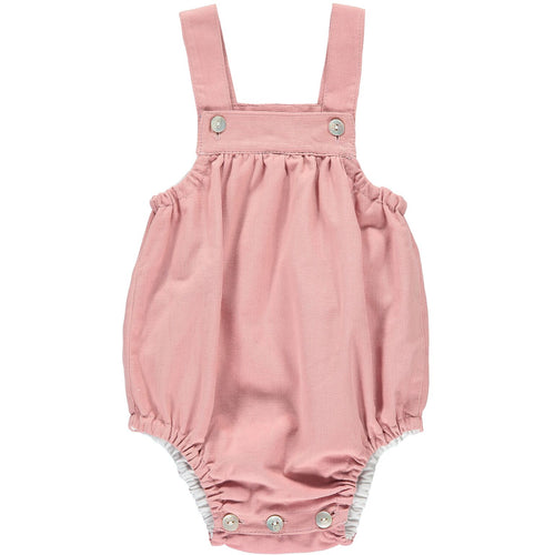 Dusty Pink Romper