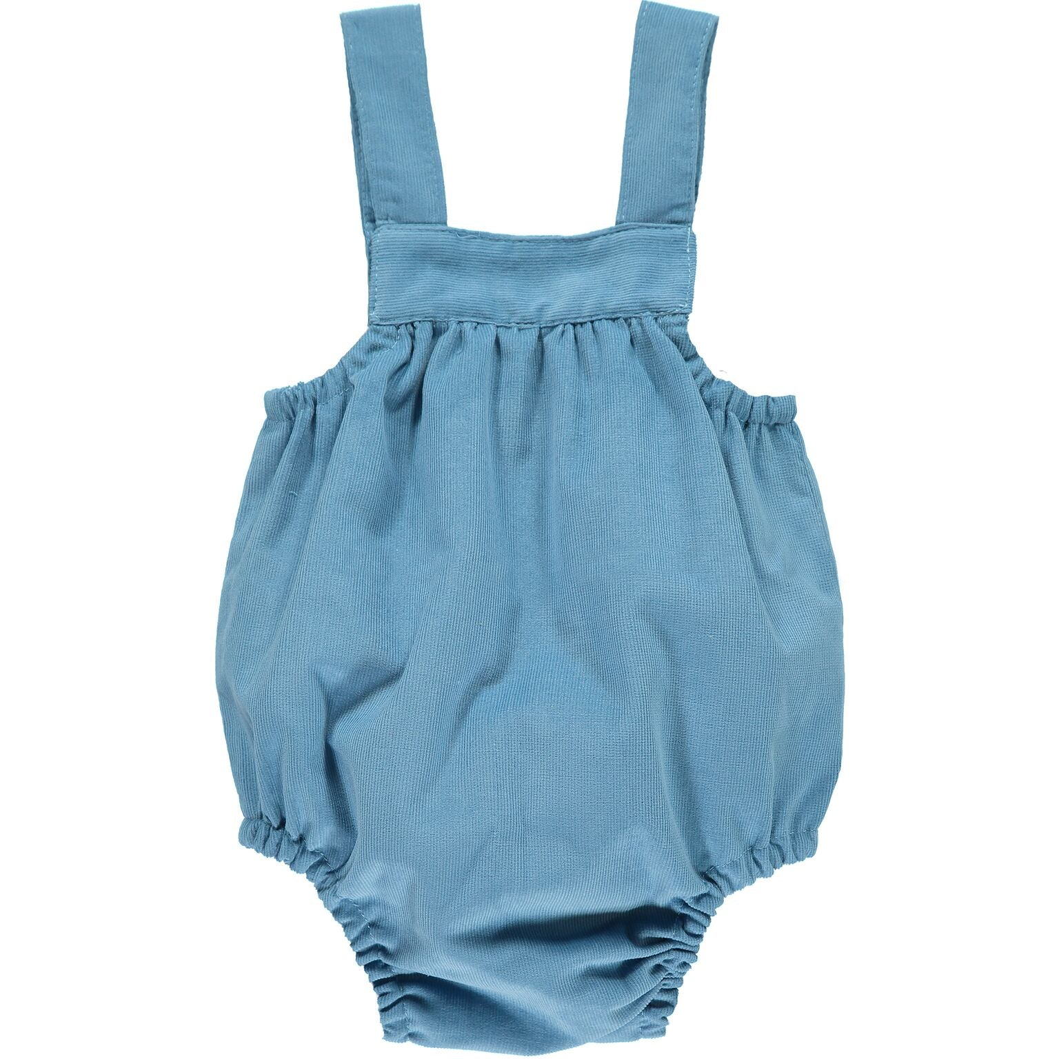 Winter Blue Romper