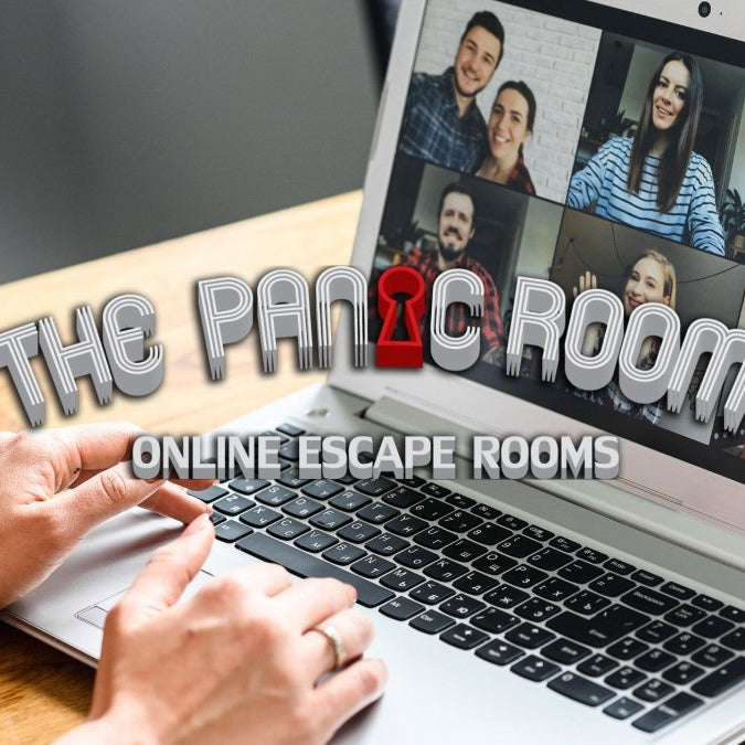 Bored of ZOOM quizzes? Explore the great indoors! | The Panic Room Escape Ltd