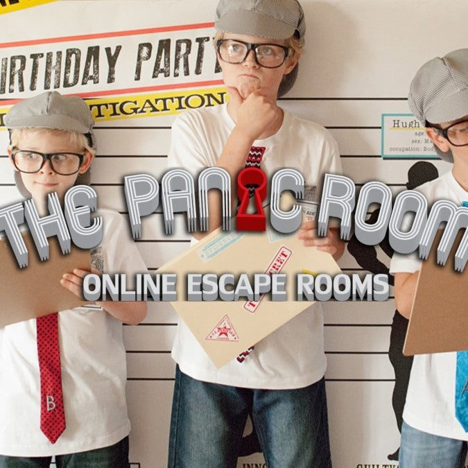 Bring The Magic Home - Escape Room Parties | The Panic Room Escape Ltd