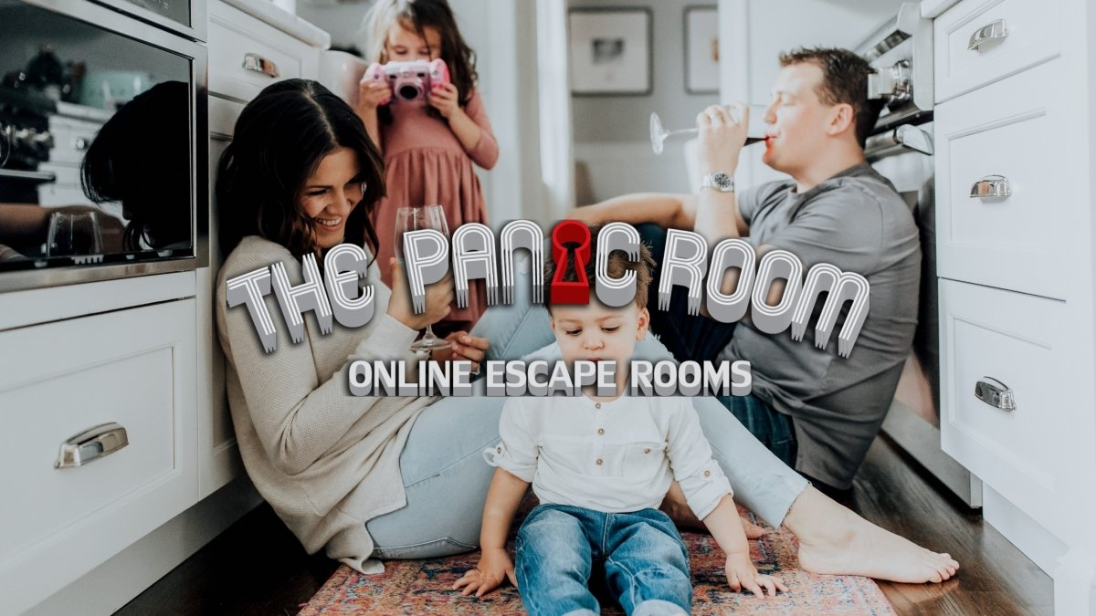 How online escape rooms help people stay sane! | The Panic Room Escape Ltd
