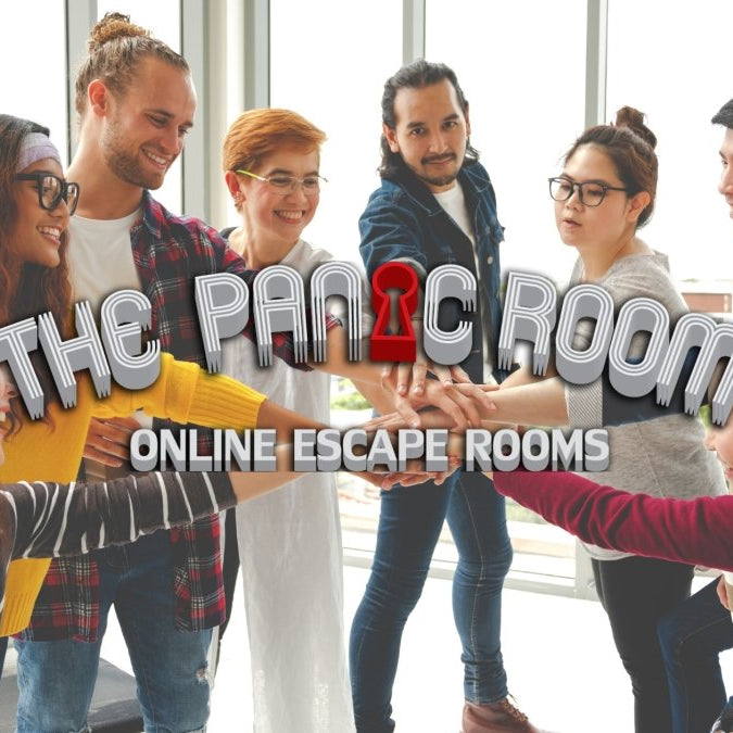 Teamwork makes the dream work! | The Panic Room Escape Ltd