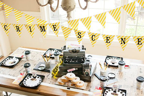 Escape Room Birthday Party I The Panic Room Online