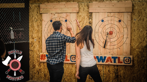 Battle Masters Axe Throwing I The Panic Room Online