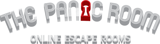The Panic Room Online - Online Escape Room Shop