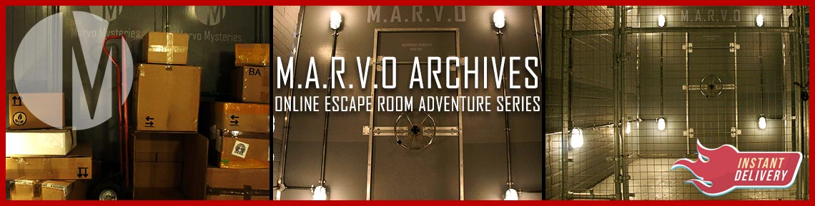 Marvo Archives - Online Escape Room Adventure