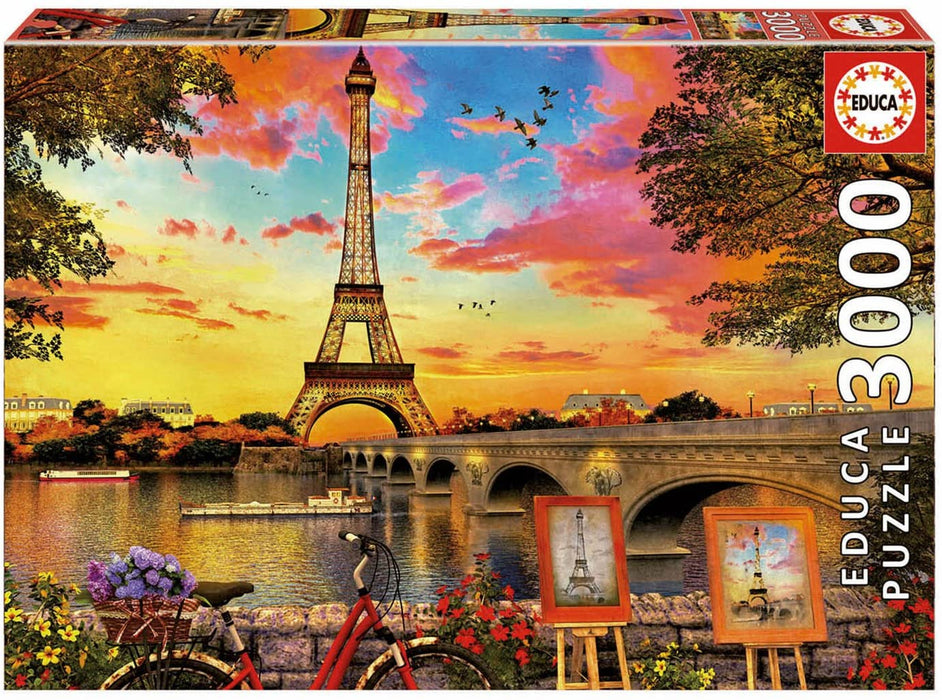 Educa 3000pc Jigsaw Puzzle Series (4 To Choose From)