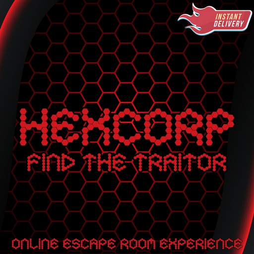 HEXCORP - Online Escape Room Experience - The Panic Room Escape Ltd