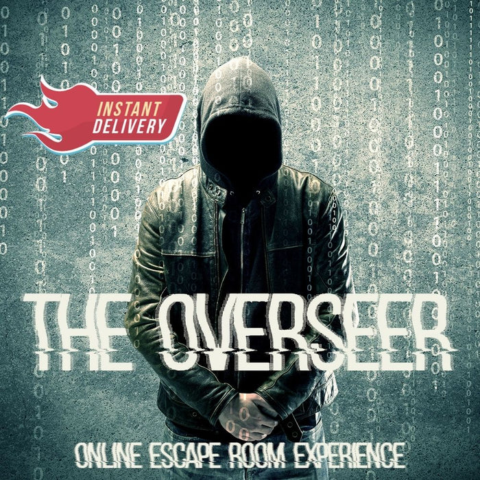 The Overseer - Online Escape Room Experience - The Panic Room Escape Ltd