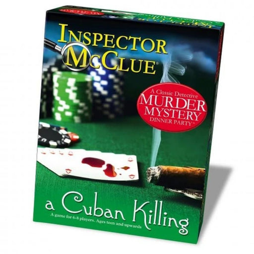 A Cuban Killing - Murder Mystery Party Game - The Panic Room Escape Ltd