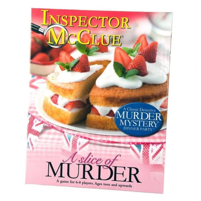 A Slice Of Murder - Murder Mystery Party Game - The Panic Room Escape Ltd