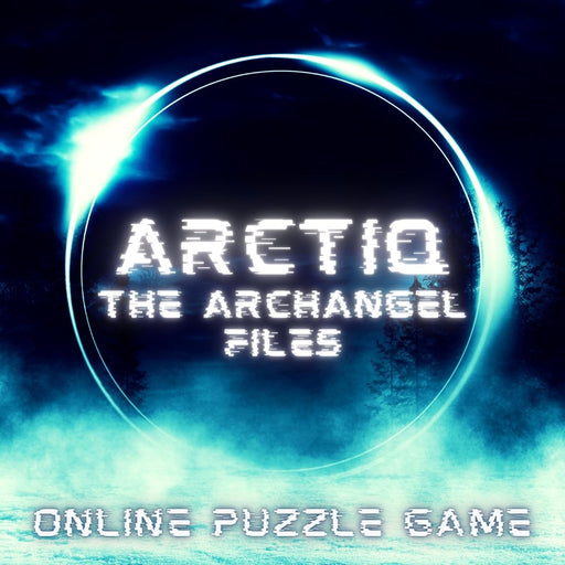 ArctIQ - The Archangel Files - The Panic Room Escape Ltd
