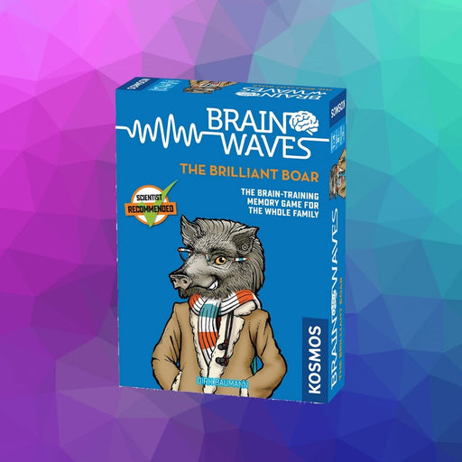 Brainwaves: The Brilliant Boar | Brain-Training Fun for The Whole Family - The Panic Room Escape Ltd