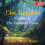 Clue Kingdom: The Enchanted Forest - Online Escape Room Experience - The Panic Room Escape Ltd