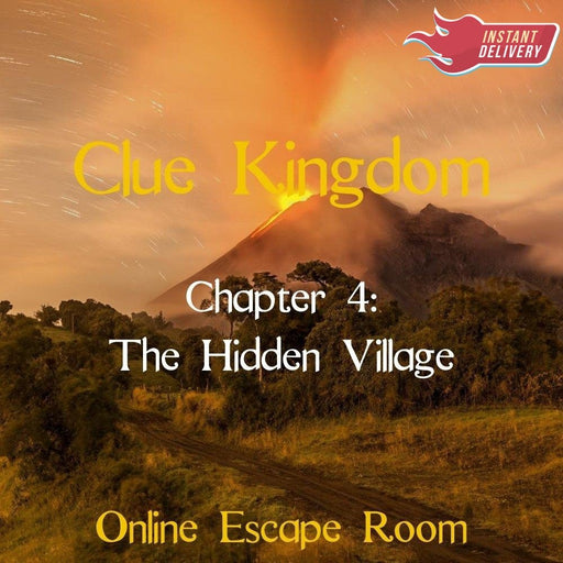 Clue Kingdom: The Hidden Village - Online Escape Room Experience - The Panic Room Escape Ltd