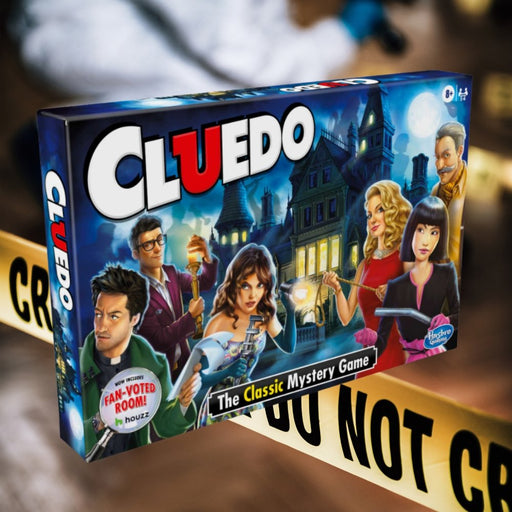 Cluedo - The Classic Mystery Board Game - The Panic Room Escape Ltd