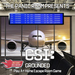 CSI Grounded - Remote Team Building Package - The Panic Room Escape Ltd