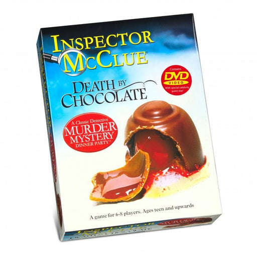Death By Chocolate - Murder Mystery Party Game - The Panic Room Escape Ltd