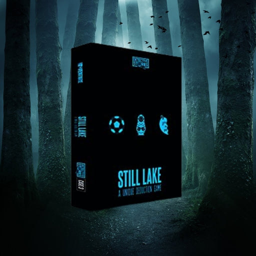 Detective Stories: Case 3 - Still Lake - The Panic Room Escape Ltd