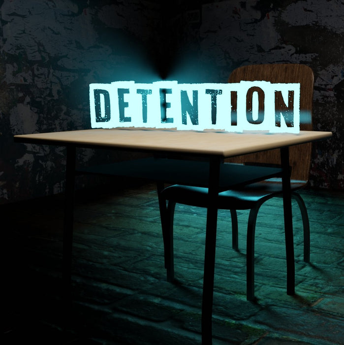 DETENTION - Online Escape Room *New* - The Panic Room Escape Ltd