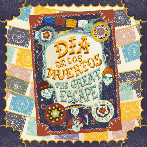 Dia De Los Muertos - Puzzle Pack Experience - The Panic Room Escape Ltd